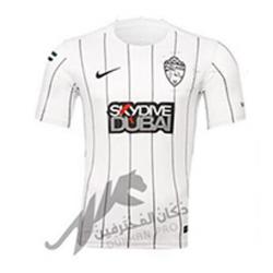 تيشرت نادي الأهلي الإماراتي - الابيض